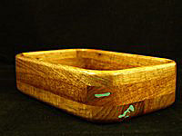 Persimmon square Bowl