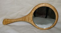 Curly Maple Mirror