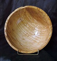 Wormy Ash Bowl